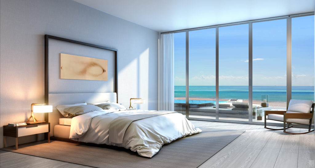 Auberge Beach Bedroom