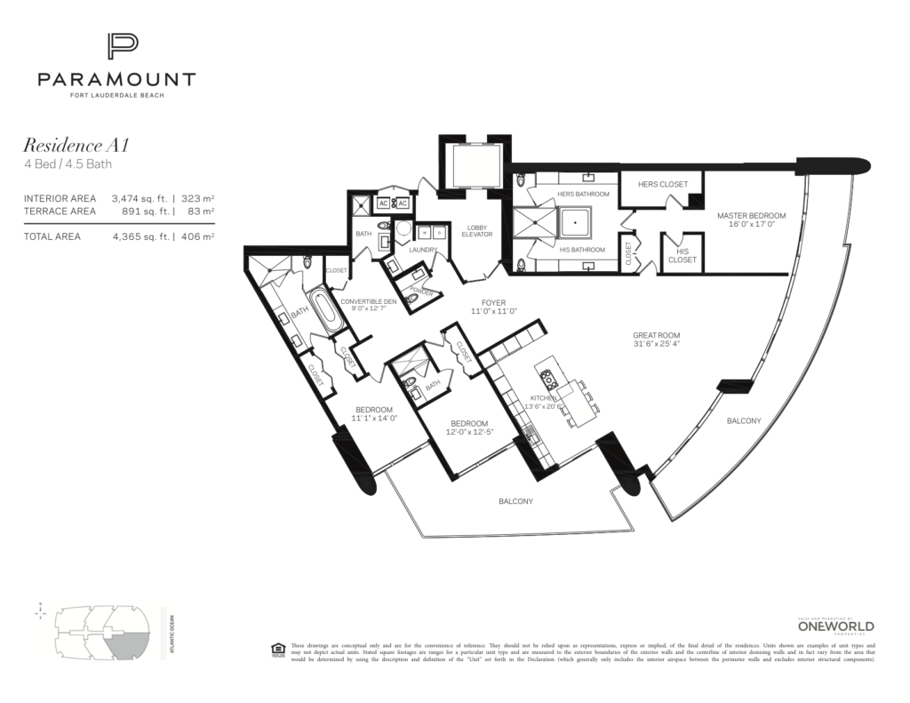 Paramount Residence A1
