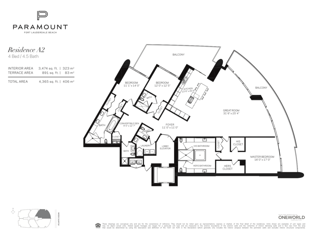 Paramount Residence A2