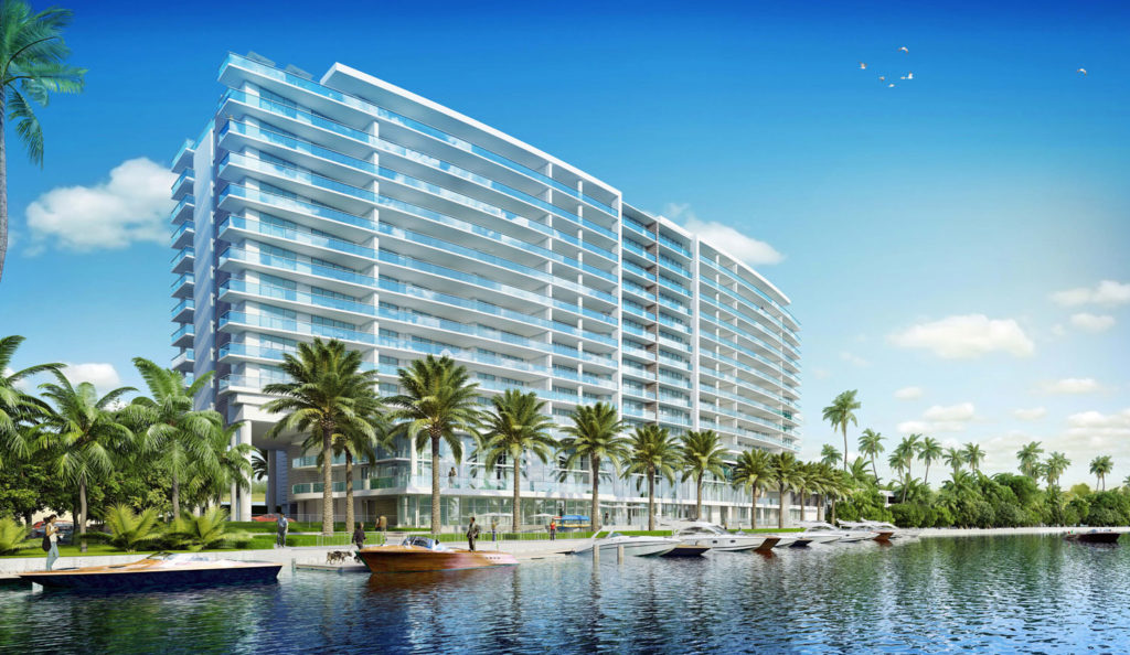 Riva Fort Lauderdale Daytime View 2