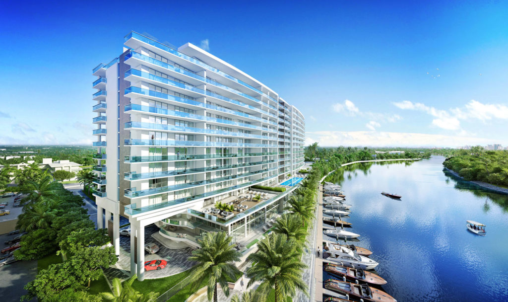 Riva Fort Lauderdale Daytime View