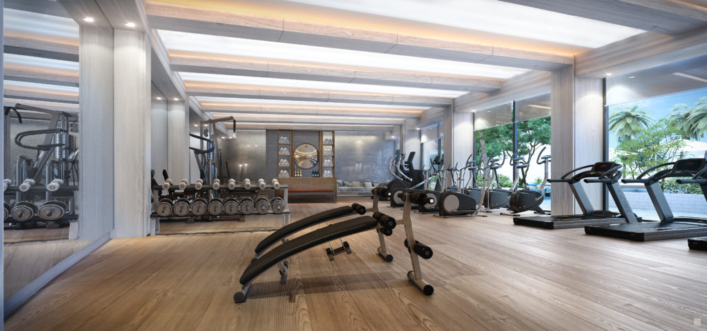 Auberge Beach Residences Fort Lauderdale Fitness Center