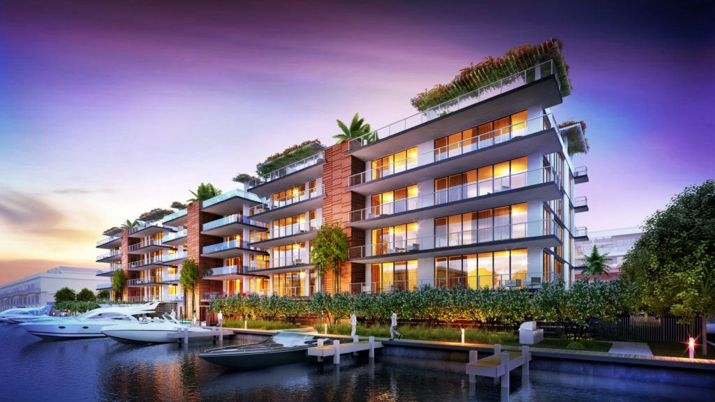 AquaMar Fort Lauderdale Water View 2